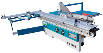 RB 720B-Sliding table saw