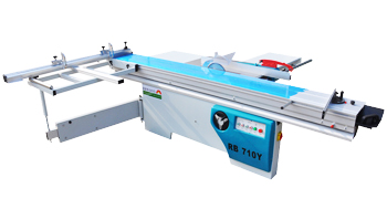RB 710Y-Sliding table saw