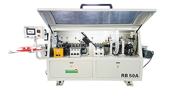 RB 50A-5 function automatic edge bander