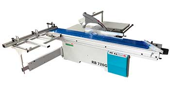 RB 720G-Sliding table saw