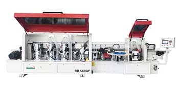 RB 560AY-7 function automatic edge bander