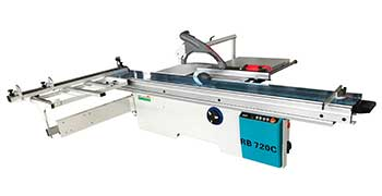 RB 720C 3800mm-Sliding table saw