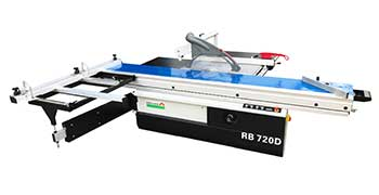 RB 720D-Sliding table saw